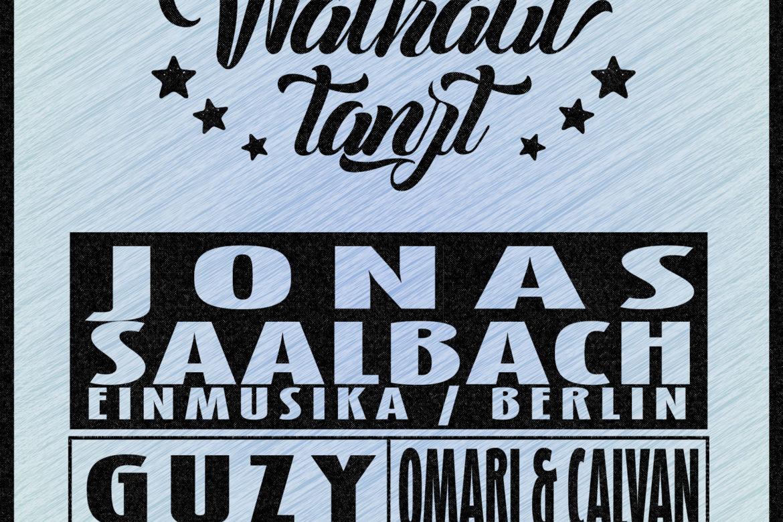 Waltraut tanzt w// Jonas Saalbach (Einmusika / Berlin)