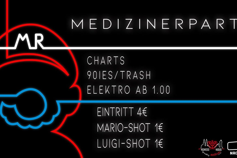 Medimeisterschaften presents: Testatparty