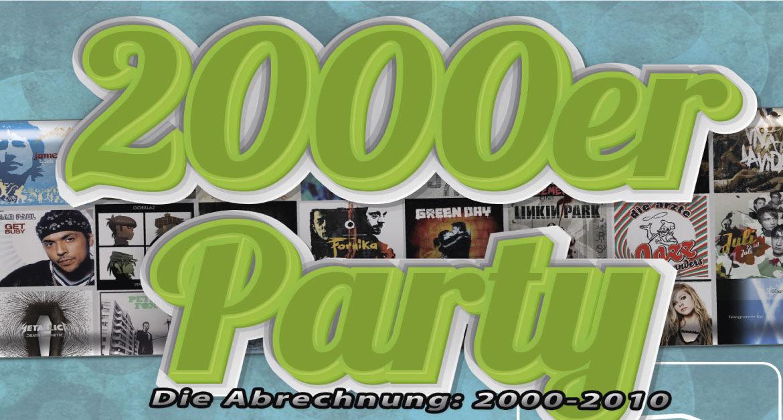 ABGESAGT! /// 2000er Party