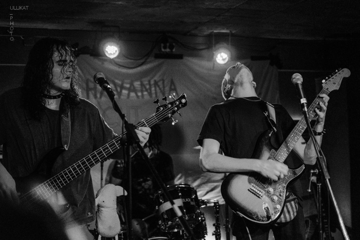 Grunge over Europe live in Marburg