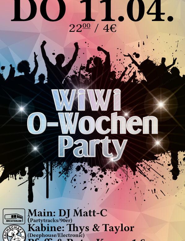 WiWi O-Wochen Party