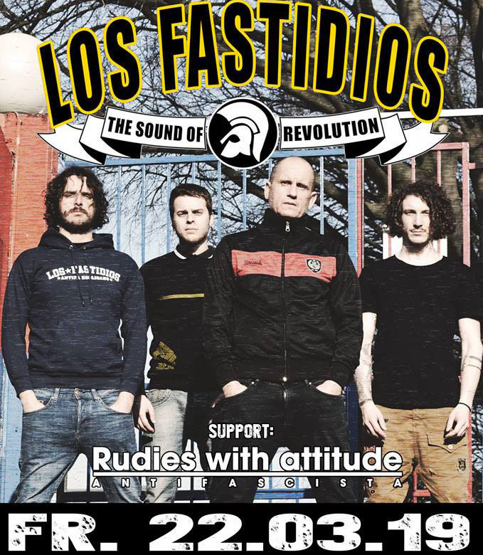 Los Fastidios und Rudies with attitude