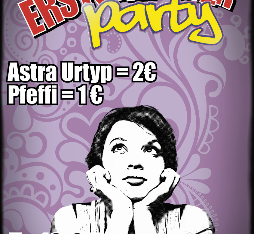 Erstsemester Party