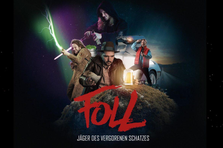 """Foll - Releaseparty zum Album """"Jäger des vergorenen Schatzes"""""""