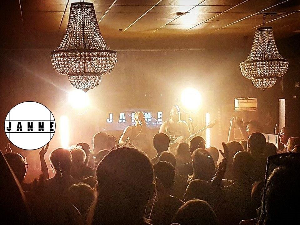 JANNE Meilensteine - Tour Abschlusskonzert 2019