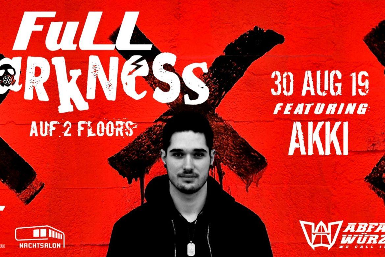 Full Darkness Vol. V