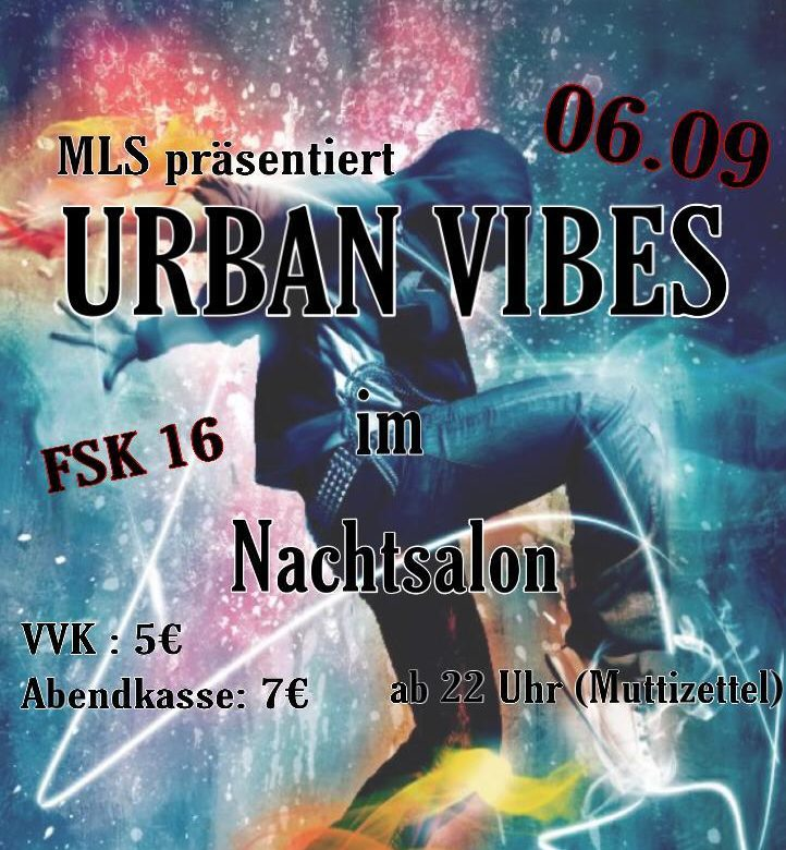 Urban Vibes - MLS Abiparty Vol. 2