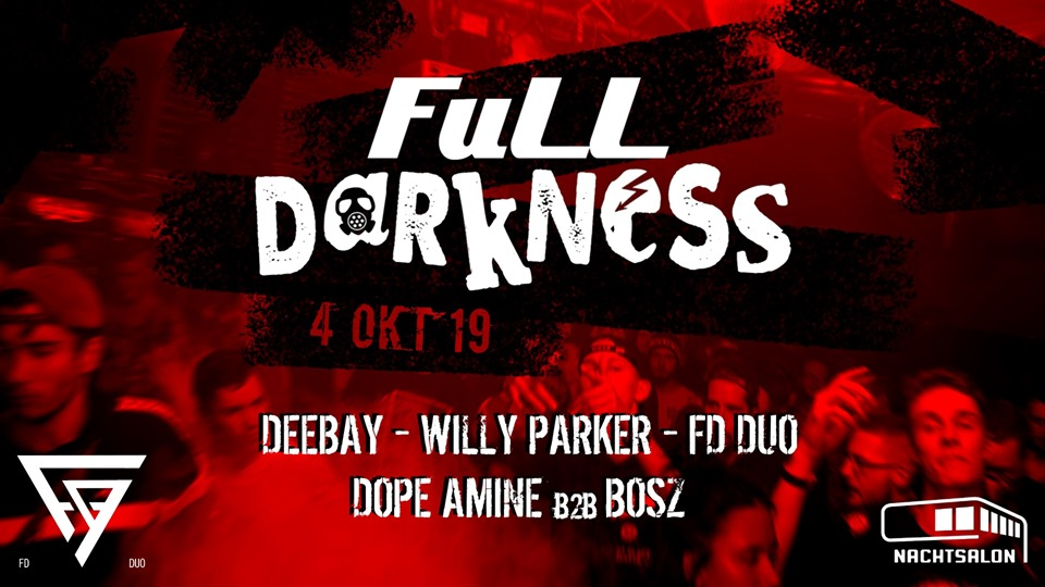 Full Darkness feat. Willy Parker