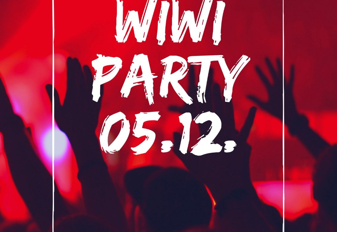WiWi-Winter Party