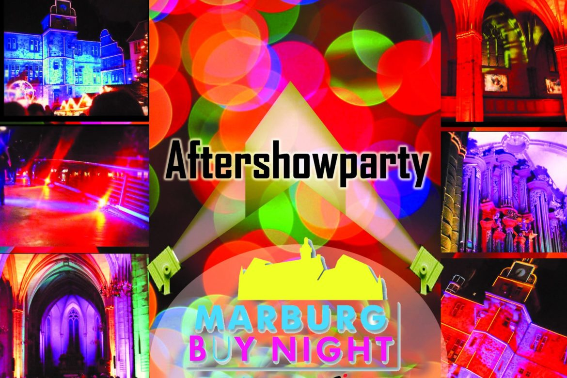 Marbug b(u)y Night: Aftershowparty auf 2 Floors