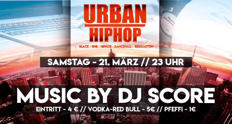 ABGESAGT! /// Urban HipHop