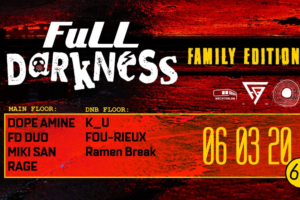 Full Darkness - Family Edition