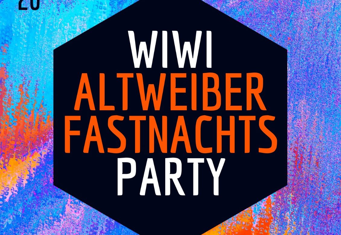 WiWi Altweiber Fastnachts Party